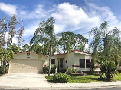 Mobile Home at 1324 San Miguel Lane North Fort Myers, FL 33903