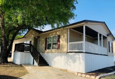 Mobile Home at 9605 Hwy 90 West Lot #221 San Antonio, TX 78245