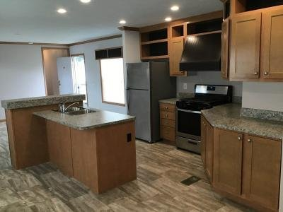 Mobile Home at 1224 Peach Elkhart, IN 46514