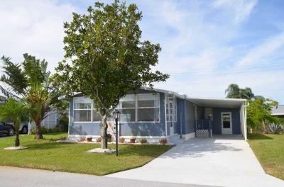 Mobile Home at 31 Ne Village Lane Jensen Beach, FL 34957