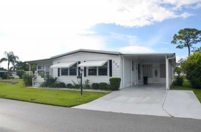 Mobile Home at 273 Ne Cameo Way Jensen Beach, FL 34957