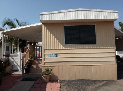 Mobile Home at 80 Huntington Street  #259 Huntington Beach, CA 92648