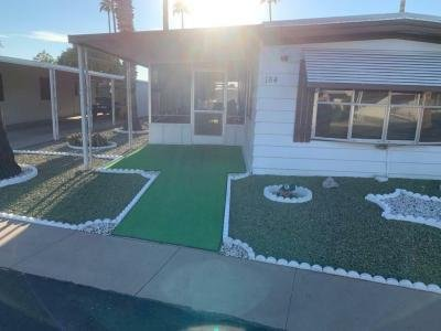 Mobile Home at 303 S Recker Rd #184 Mesa, AZ 85206