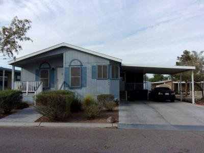 Mobile Home at 2700 W Richmar Las Vegas, NV 89123