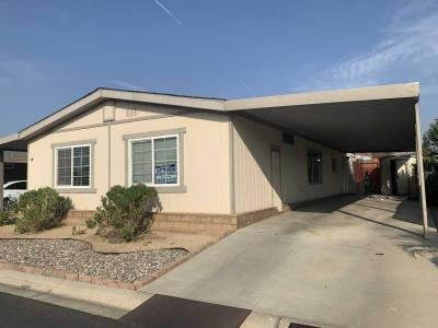Mobile Home at 2595 Atlanta Ave Spc 18 (Cc/ma) Riverside, CA 92507