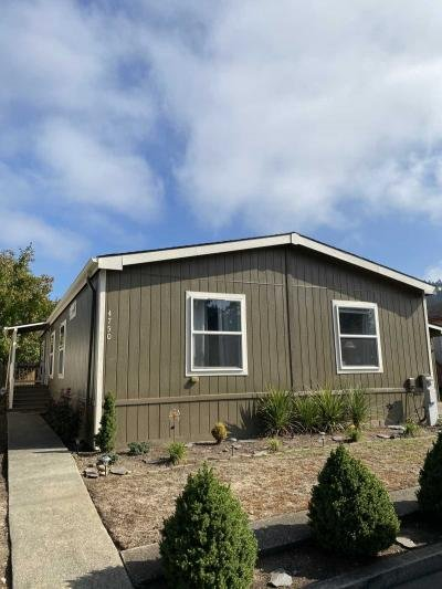 Mobile Home at 4750 SE 133rd Dr #101 Portland, OR 97236