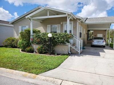 Mobile Home at 5534 Whistling Tree Lane Bradenton, FL 34203