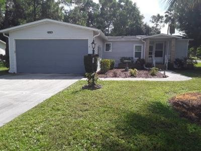 Mobile Home at 10002 Circle Pine Rd., #40M North Fort Myers, FL 33903