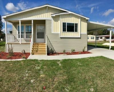 Mobile Home at 1405 82Nd Avenue, Site #143 Vero Beach, FL 32966