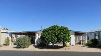 Mobile Home at 3500 S. Tomahawk Rd., #158 Apache Junction, AZ 85119