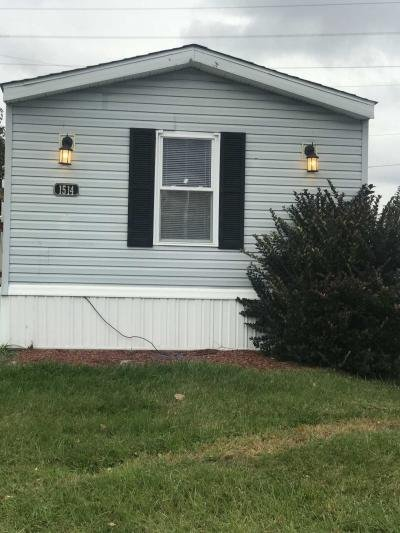 Mobile Home at 1514 Winter Park Valparaiso, IN 46385