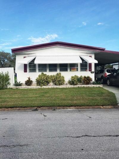 Mobile Home at 7000 20Th Street Lot 885 Vero Beach, FL 32966
