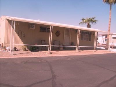 Mobile Home at 11811 N.19Th Ave # 59 Phoenix, AZ 85029