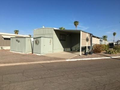 Mobile Home at 701 S. Dobson Rd. Lot 410 Mesa, AZ 85202