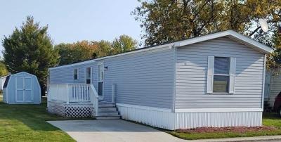 Mobile Home at 10340 Midland Rd Lot 95 Freeland, MI 48623