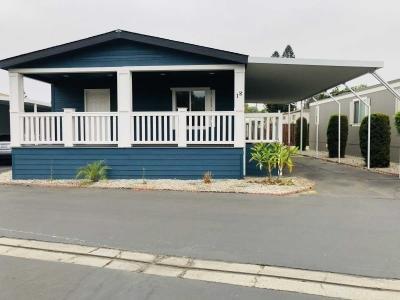 Mobile Home at 18 Portola Road Mission Hills, CA 91345