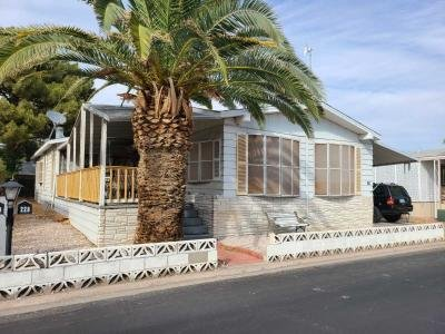 Mobile Home at 5303 E. Twain Ave Las Vegas, NV 89122