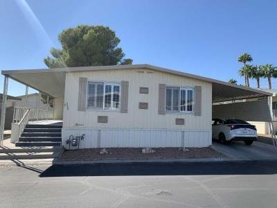 Mobile Home at 2900 S. Valley View Las Vegas, NV 89102