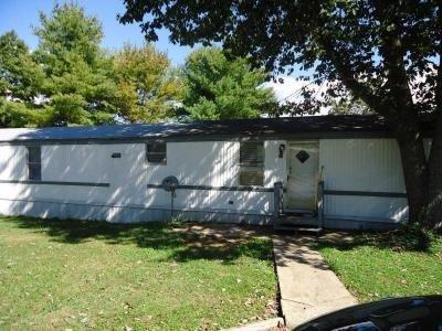 Mobile Home at 78 Jaquar Terrace Rustburg, VA 24588