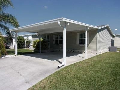 Mobile Home at 550 Barcelona Blvd. Arcadia, FL 34266