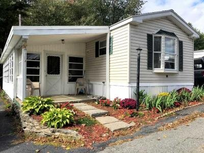 Mobile Home at 1237 Central Street, 16 Leominster, MA 01453