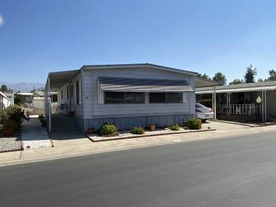 Mobile Home at 626 N. Dearborn St #58 Redlands, CA 92374