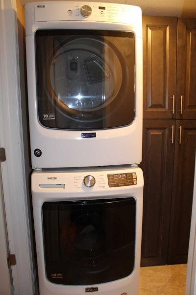 THE  WASHER / DRYER
