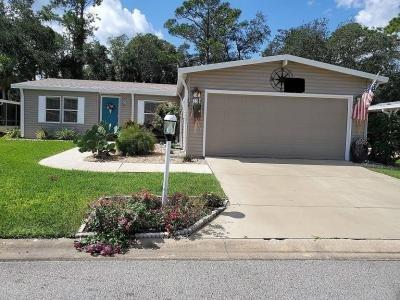 Mobile Home at 105 Habersham Drive Flagler Beach, FL 32136