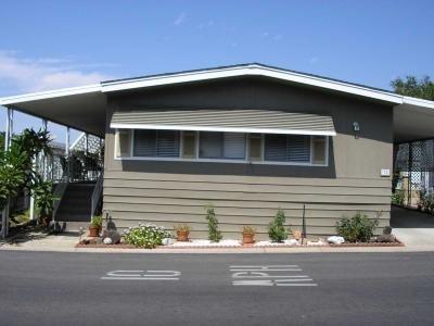 Mobile Home at 5215 E Chapman Ave # 32 Orange, CA 92869