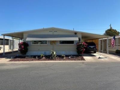 Mobile Home at 11101 E University Dr, Lot #243 Apache Junction, AZ 85120