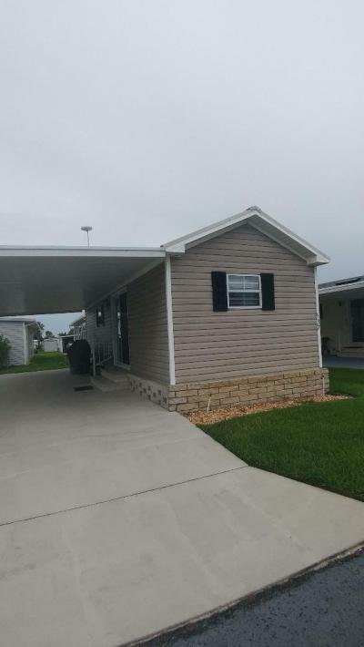 Mobile Home at 537 Carefree Drive Frostproof, FL 33843