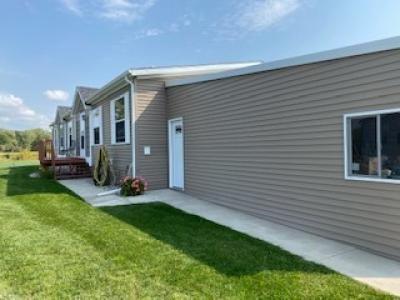 Mobile Home at 9656 Springwood Circle Freeland, MI 48623