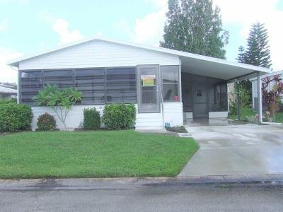 Mobile Home at 147 Freeport Cay Vero Beach, FL 32966