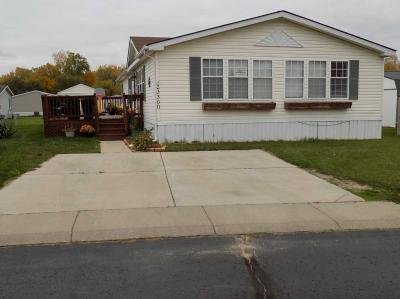 Mobile Home at 23300 Westchester Dr Romulus, MI 48174