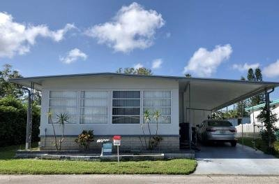 Mobile Home at 2677 Osaka Drive Clearwater, FL 33764