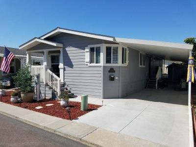 Mobile Home at 4916 1/2 Old Cliffs Rd. San Diego, CA 92121