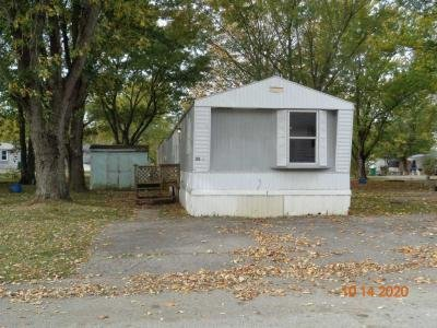 Mobile Home at 9901 N Sr 3 #35 Muncie, IN 47303