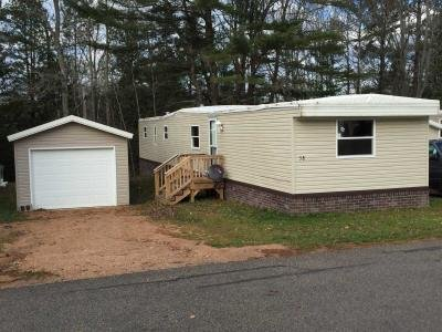 Mobile Home at 12525 Knollwood Ln. Lot 38 Suring, WI 54174