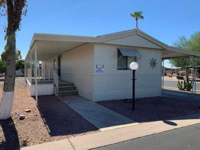 Mobile Home at 652 S.ellsworth Rd Lot 158 Mesa, AZ 85208