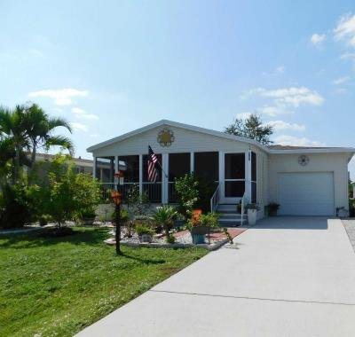 Mobile Home at 3555 Stockton Road Port Charlotte, FL 33953