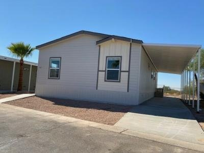 Mobile Home at 2000 S. Apache Rd., Lot #167 Buckeye, AZ 85326