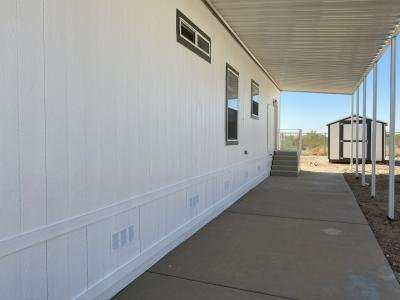Mobile Home at 2000 S. Apache Rd., Lot #161 Buckeye, AZ 85326