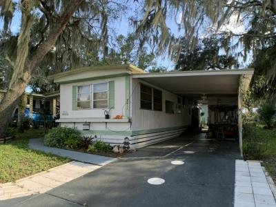 Mobile Home at 2611 Azalea Pl. Leesburg, FL 34748