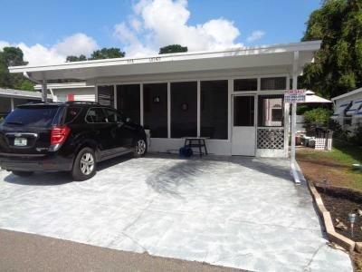 Mobile Home at 7115 Amora Av New Port Richey, FL 34653