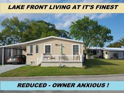 Mobile Home at 291 Morristown Cay Vero Beach, FL 32966