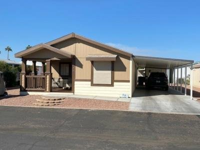 Mobile Home at 11596 W. Sierra Dawn Blvd., Lot 222 Surprise, AZ 85378