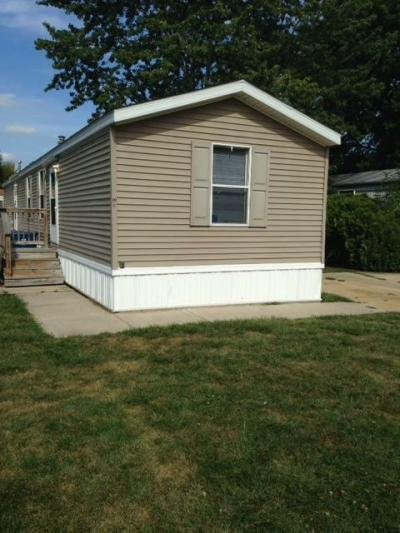 Mobile Home at 300 East Spencer Site #018 Dwight, IL 60420