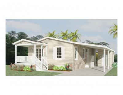 Mobile Home at 471 Cary Lane Lot 254 Tarpon Springs, FL 34689