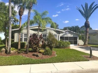 Mobile Home at 2242 Del Mar Drive North Fort Myers, FL 33903