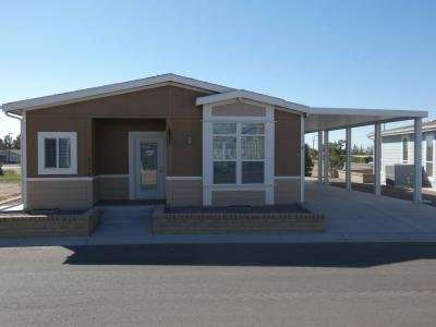 Mobile Home at 1110 North Henness Rd. #2253 Casa Grande, AZ 85122